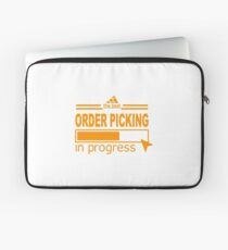 ORDER PICKING Laptop Sleeve