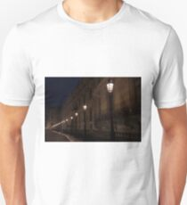 The Back Alleyway To The Louvre ©  T-Shirt