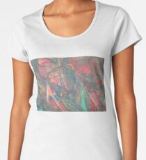 Tropical Raindrop Women's Premium T-Shirt