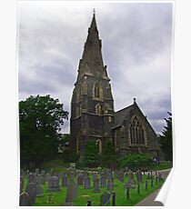 Steeple Poster