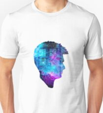 Doctor Who tenth doctor-David Tennant Unisex T-Shirt