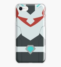 Red Paladin iPhone Case/Skin