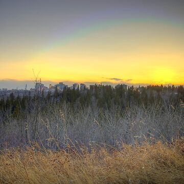 Edmonton Sunset (HDR) by eadnams