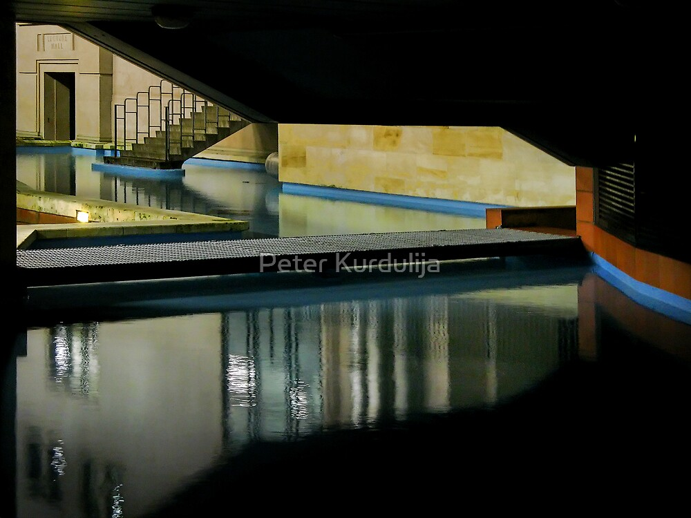 Around Midnight by Peter Kurdulija