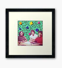 70s Framed Print