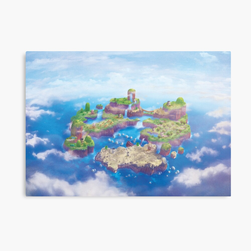 Dinosaur Land  Metal Print