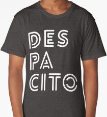 Despacito Summer Music Fashion Style Long T-Shirt