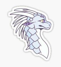 winter wings of fire Sticker
