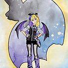 Batty by DarkBunnyStudio