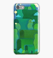 Garden In a Glass iPhone Case/Skin