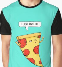 Pizza Love Graphic T-Shirt