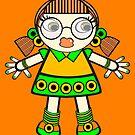tangerine baby by VioDeSign