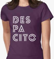 Despacito Summer Music Fashion Style Womens Fitted T-Shirt
