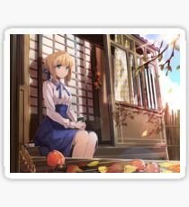 Saber, Fate / Series Sticker