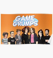 All the Grumps Poster