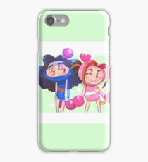 Bombergrumps  iPhone Case/Skin