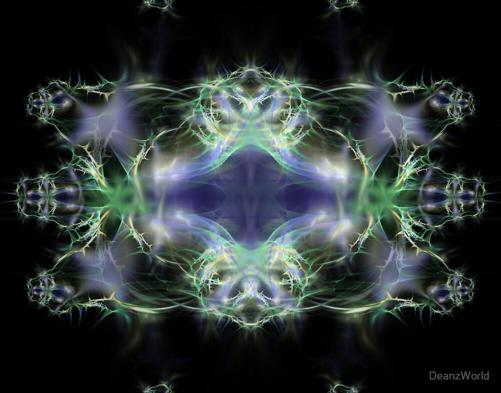 Abstract Energy by Dean Warwick