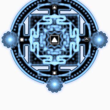 Mandala by infectednl
