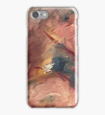 Let me touch you iPhone Case/Skin