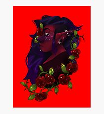 Roses for a Dead Lover Photographic Print