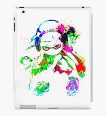 Inkling Girl Splat iPad Case/Skin