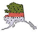 Alaska Rainbow Trout Love by Sun Dog Montana