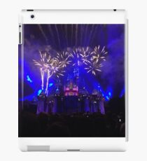 Firework castle iPad Case/Skin