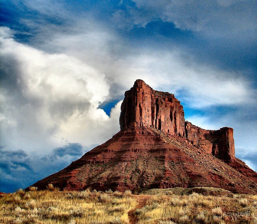 Fisher towers by AnnetteG