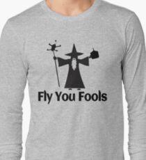 FPV You Fools Long Sleeve T-Shirt