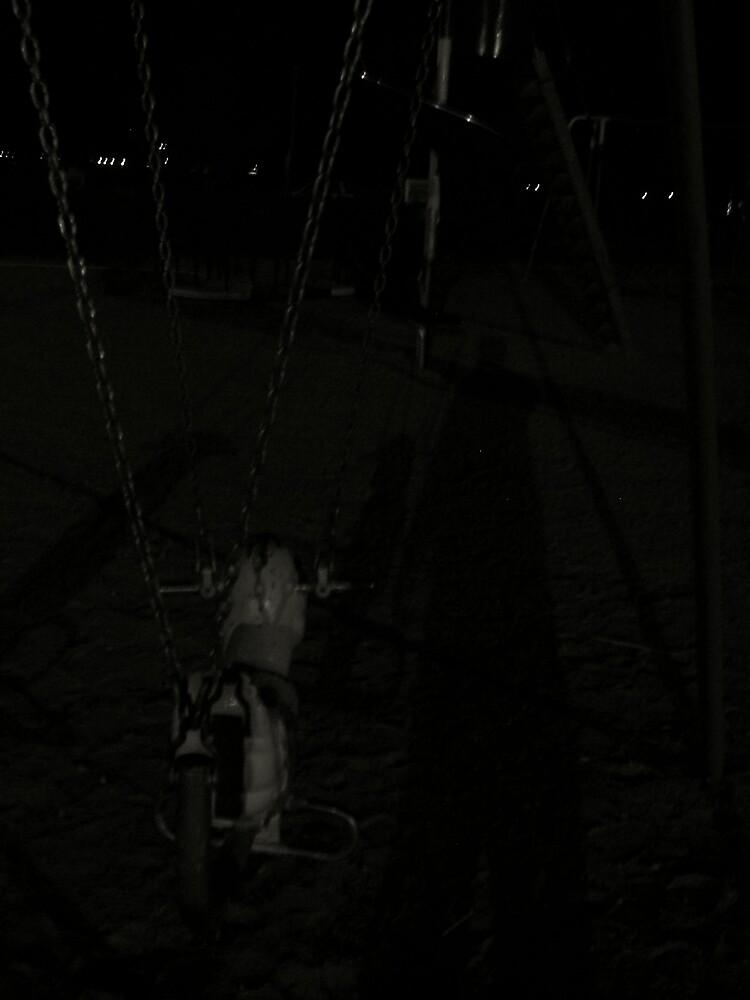 shadow man by David owens