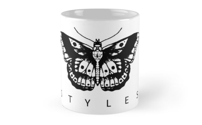 Harry Butterfly Tatto by Ellamiaaaa