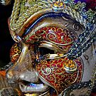 Mask by Barbara  Brown