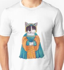 Tudor Cat T-Shirt