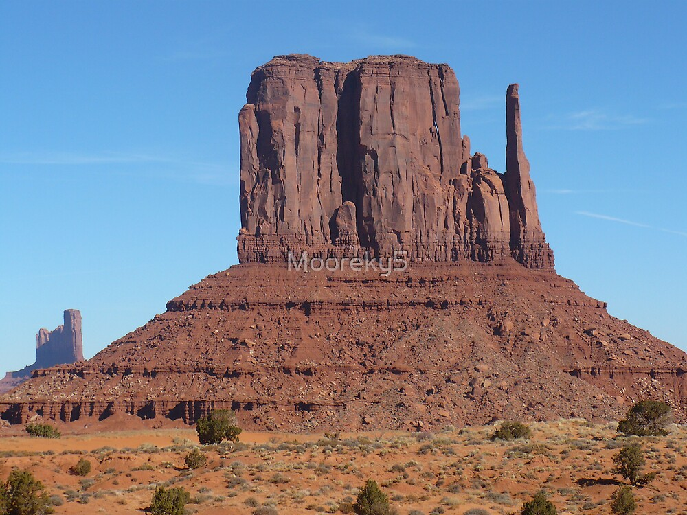 Monument Valley 2 by Mooreky5