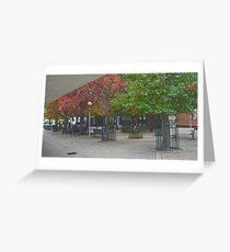 Corbett Plaza Bowral Greeting Card