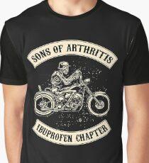 son of arthritis ibuprofen chapter 2 Graphic T-Shirt