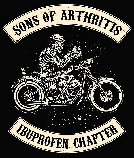 """son of arthritis ibuprofen chapter 2"" Posters by ..."