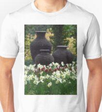 3 Urns ( Portrait ) Unisex T-Shirt