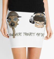 Teleological Claptrap 01 Mini Skirt
