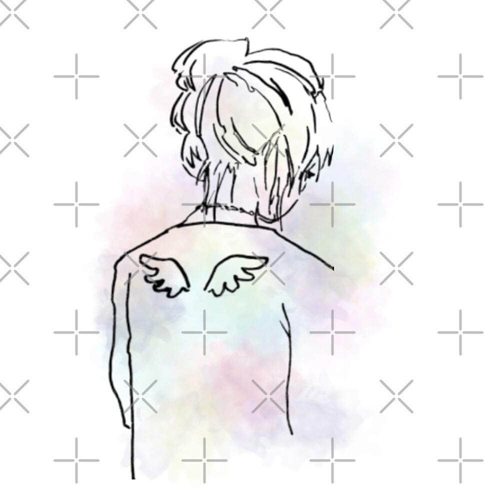 Life Is Strange: Kate Marsh  by GasmaskMood