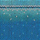 Aquamarine Knit by © Karin Taylor