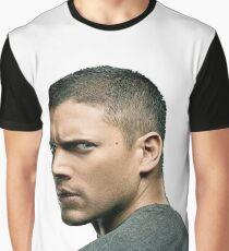 Michael Scofield Graphic T-Shirt