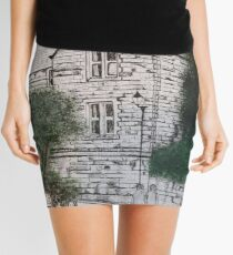 Old police house robinhoods bay Mini Skirt