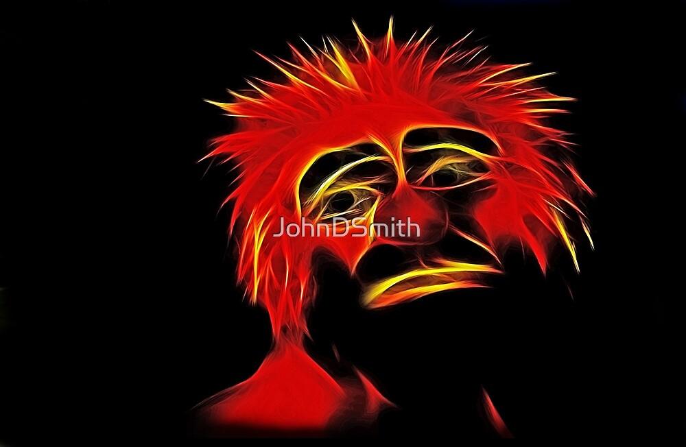 Sad Face by JohnDSmith