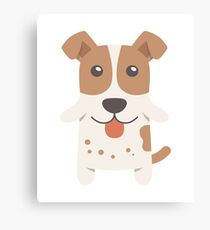 Rat Terrier Canvas Print