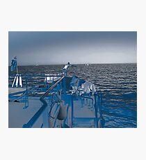 Shore Leave? Photographic Print