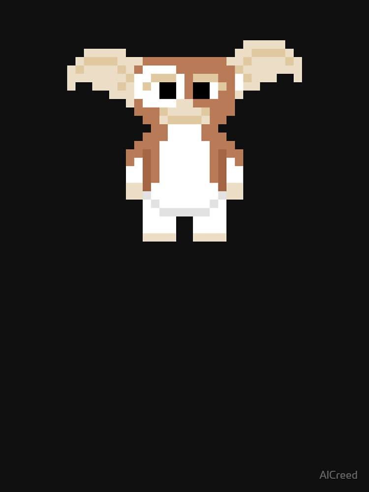 8-Bit Gizmo by AlCreed