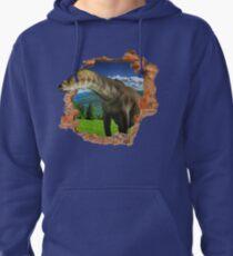 Dinosaure t-shirt Pullover Hoodie