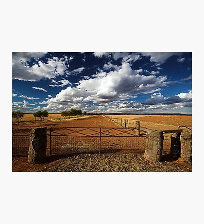 Avenue of Clouds Photographic Print
