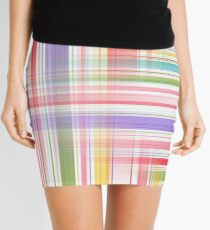 mini jupe abstrait Mini Skirt